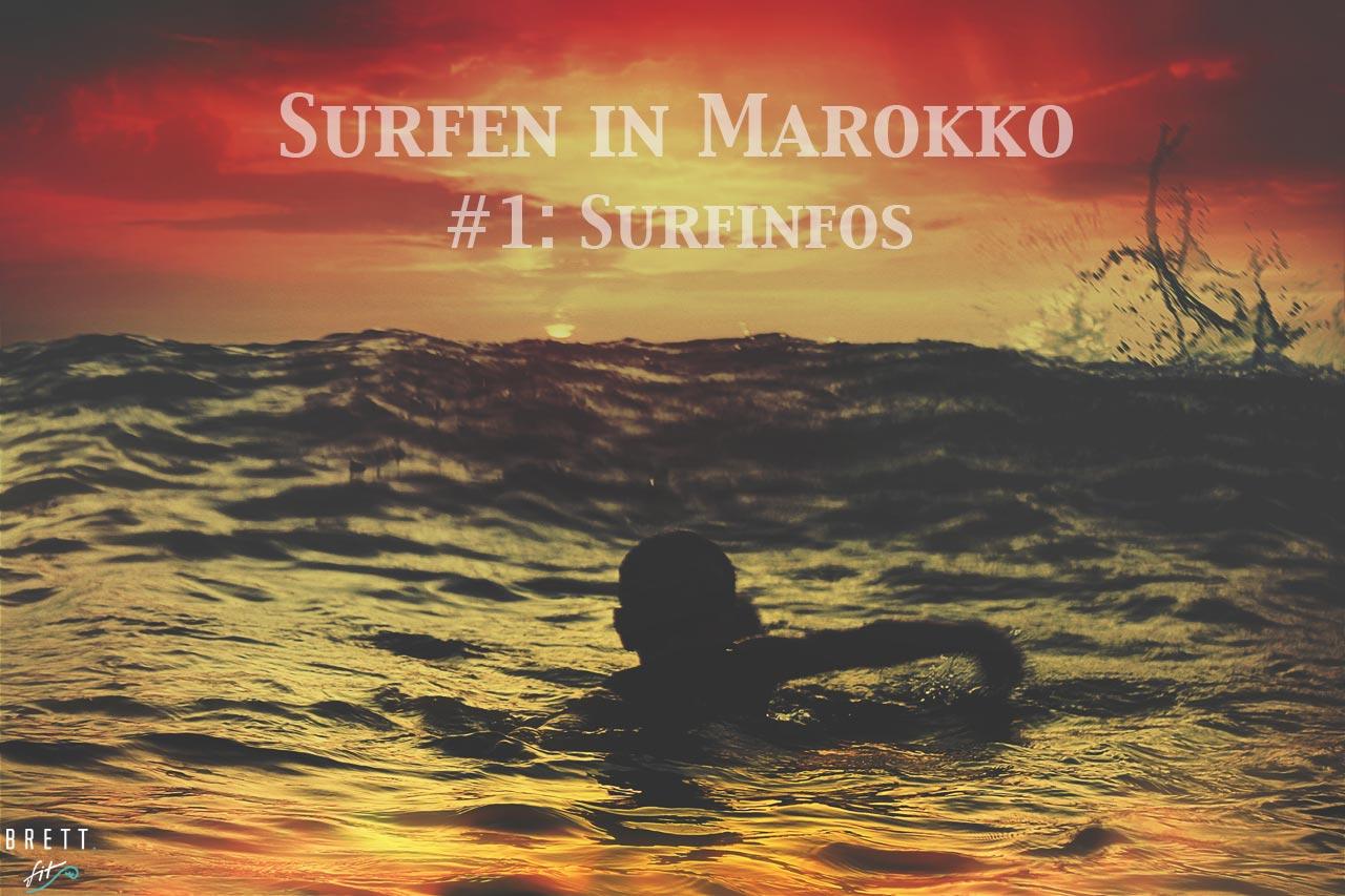 Surfen in marokko - wir haben Tipps & Infos