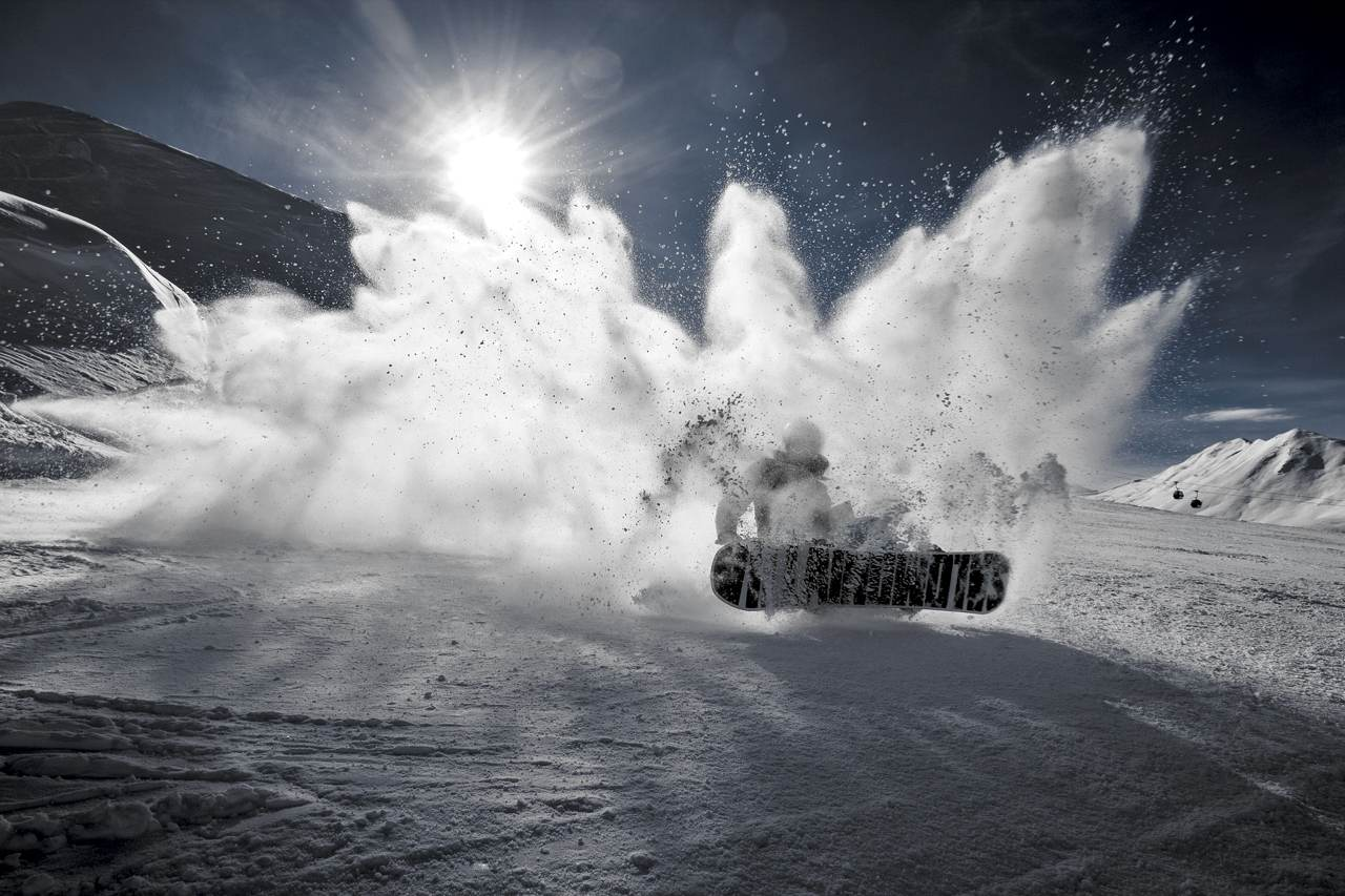 Hilft snowboarden fürs Surfen?